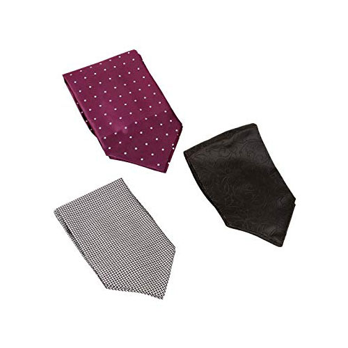 Ascot Cravat Ties - Xmas Present Ideas for Men 2019 UK