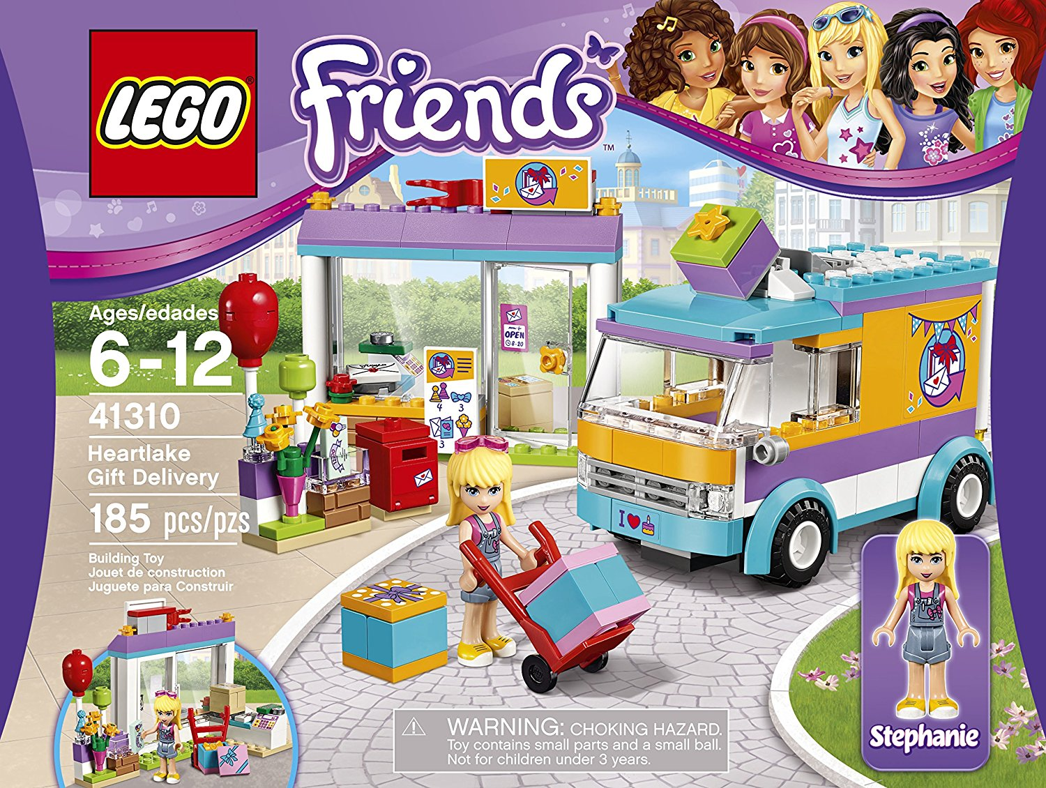 2 lego friends holiday gift ideas for children