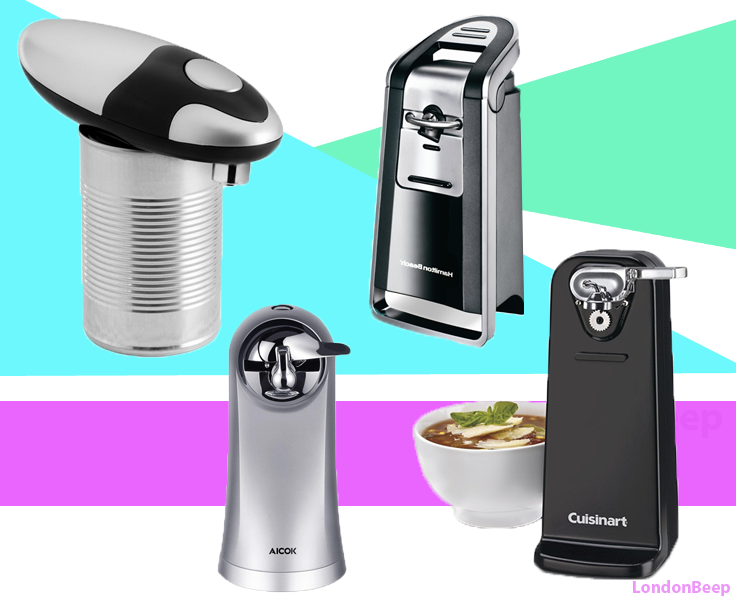 Best Electric Can Opener in London, UK
