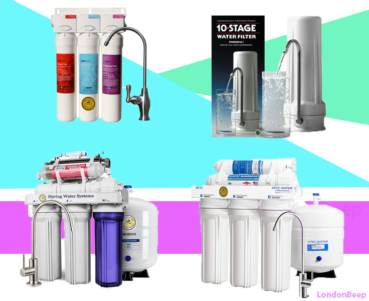 Best Budget Water Filters in London, UK