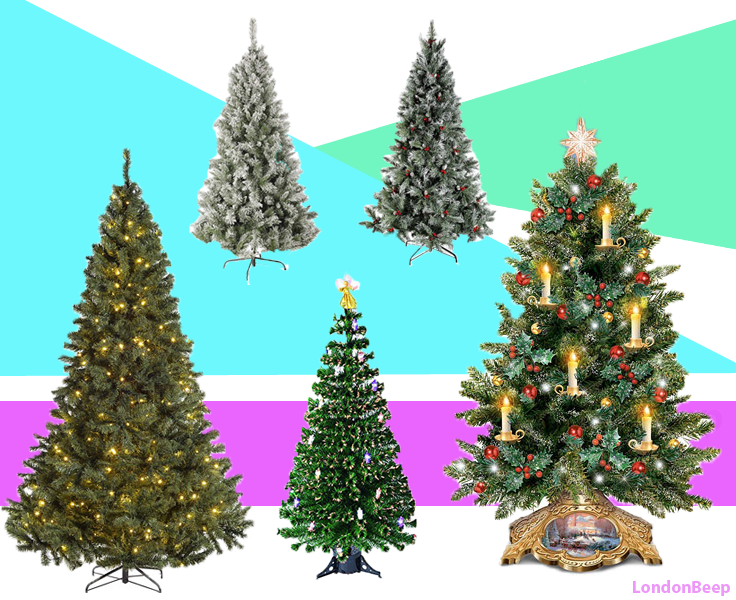 Buy Artificial Christmas Tree in London UK