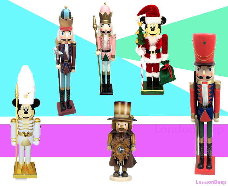 A nutcracker dolls cannot be used only as a Christmas decoration but also a decoration item for many events like birthday party, kids gathering and ...