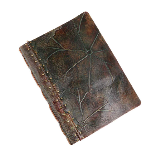 Leather Notebook Journal - Best Mens Gift Idea 2019 UK