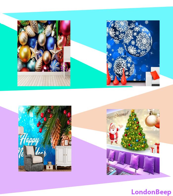 Christmas Wall Stickers, Wall Stickers Christmas 2020 UK, London