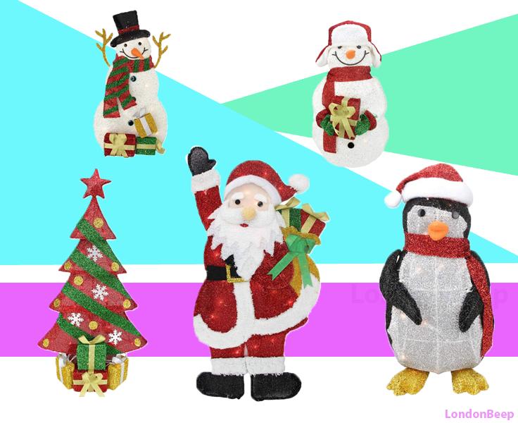 Best Christmas Tinsel Decoration Ideas London, UK