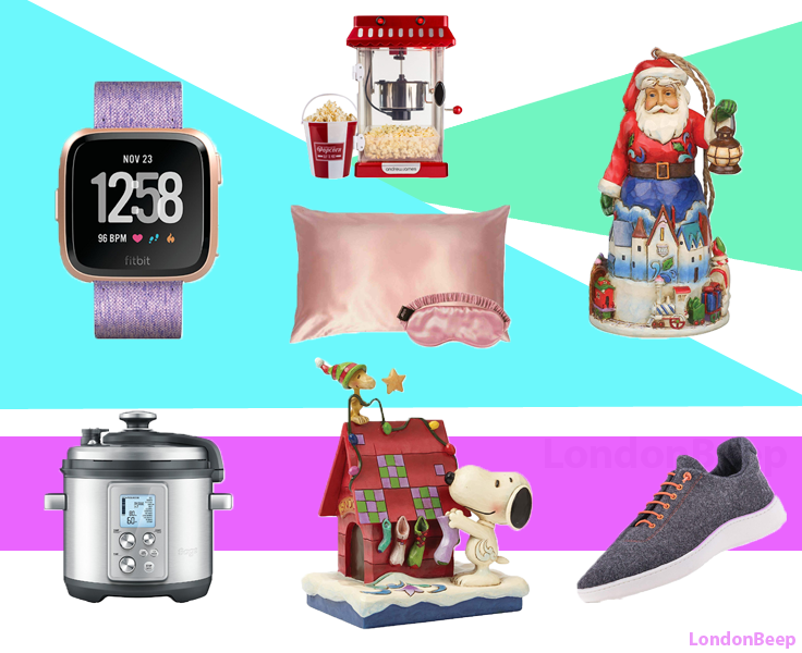 Best Budget Top Christmas Gift Ideas London, UK