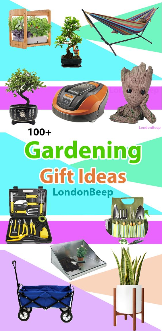 Best Gardening Gifts in London, UK, Top Personalized, Unusual, Christmas, Birthday Gifts For Garden Lovers