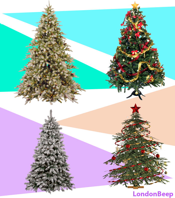 Buy Artificial Christmas Tree in London 2020 UK