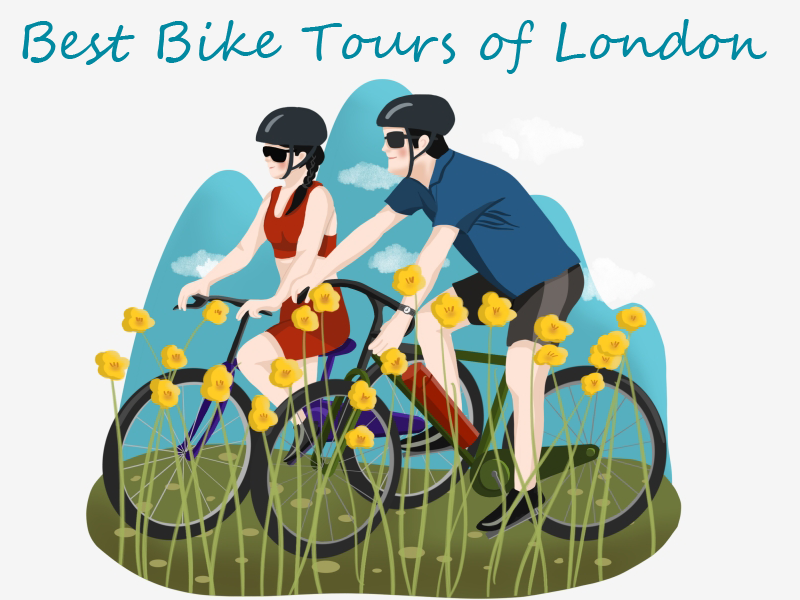 Best Cycling or Bike Tours of London 2020/21 UK