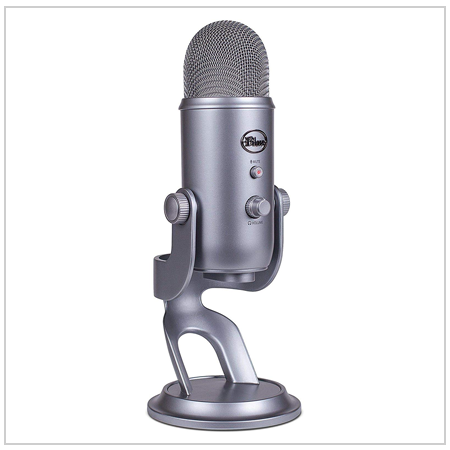 Yeti USB Microphone - Best Gifts for Teens in Christmas 2020 UK