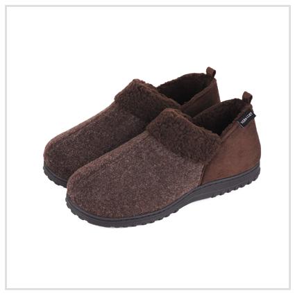 Wool Hard Sole Slipper - Personalised Christmas Gift 2020 UK