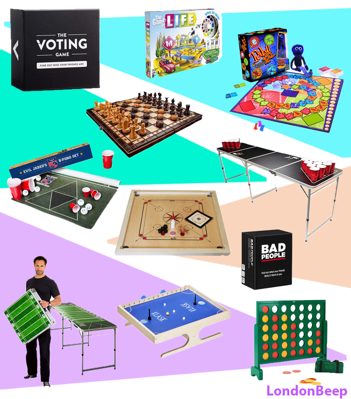Best Party Games for Adults UK 2021 London