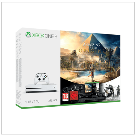 Xbox One X 1TB Console - Christmas Gift for Gamer Brother 2020 UK