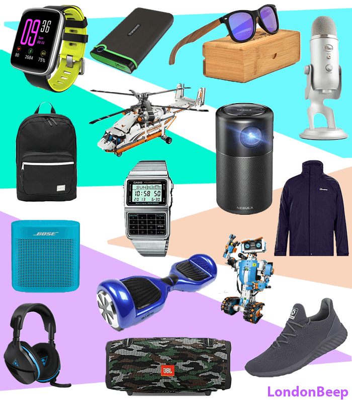 90 Valentine's Day Gifts For Teen Boys 2020 UK
