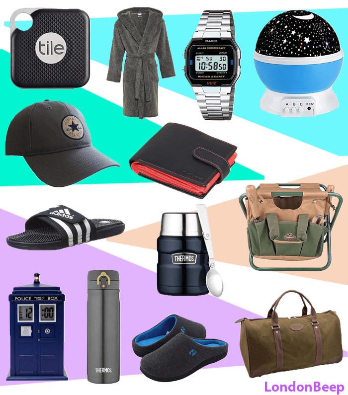 Present Ideas & Best Gifts for Him 2020 under £20 UK
