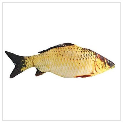 Carp Fish Shape Plush Toy- Soft Toys Valentine' s day gifts for baby darling 2020 UK
