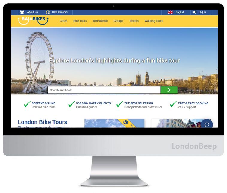 Baja Bikes - Best Bike Tours Companies 2020 in London, UK