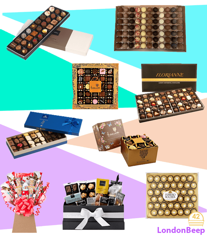 Best Christmas Chocolate Gifts UK 2021 for Any Occasion in London