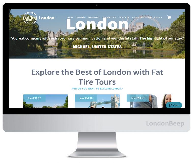 Fat Tire Tours - Best Bike Tours Companies 2020 in London, UK