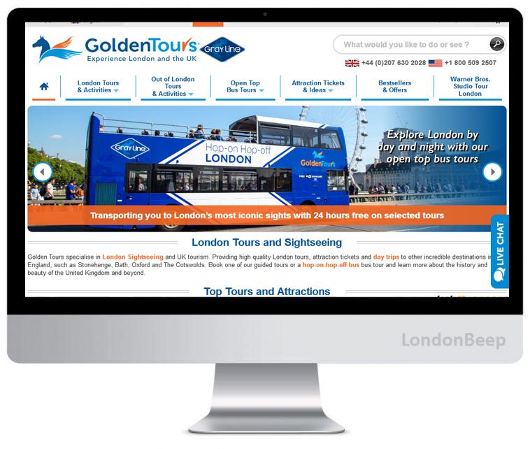 Golden Tours - Best Bike Tours Companies 2020 in London, UK