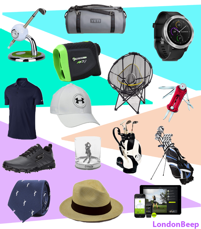 50 Golf Gifts for Men 2020 UK & Best Presents for Golf Lover
