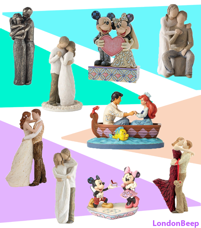 Cute Christmas Love Figurines Gift Ideas 2020 UK