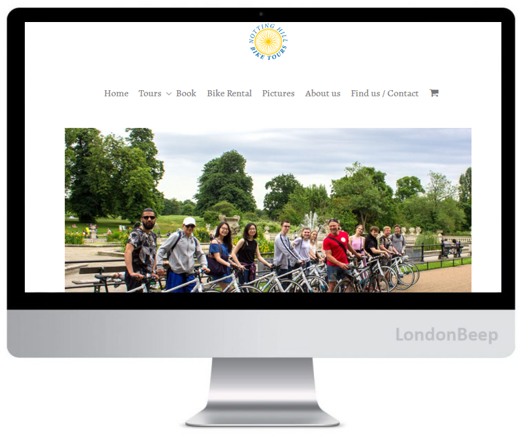 Notting Hill Bike Tours - Best Bike Tours Companies 2020 in London, UK