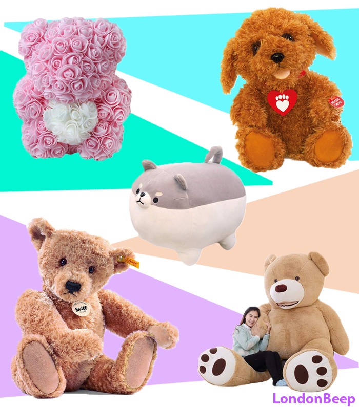 Christmas 2020 - Cute Soft Toys Gift Ideas 2020 UK