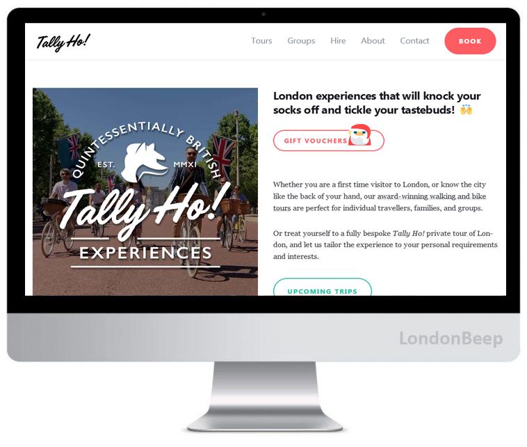 Tally Ho - Best Bike Tours Companies 2020 in London, UK