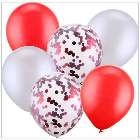 Romantic Confetti Balloons 2020 UK