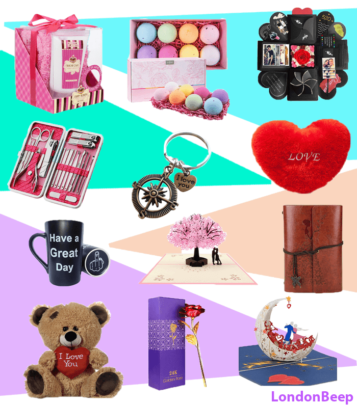 36 Best Valentine's Day Gifts Under 10 pounds UK 2021