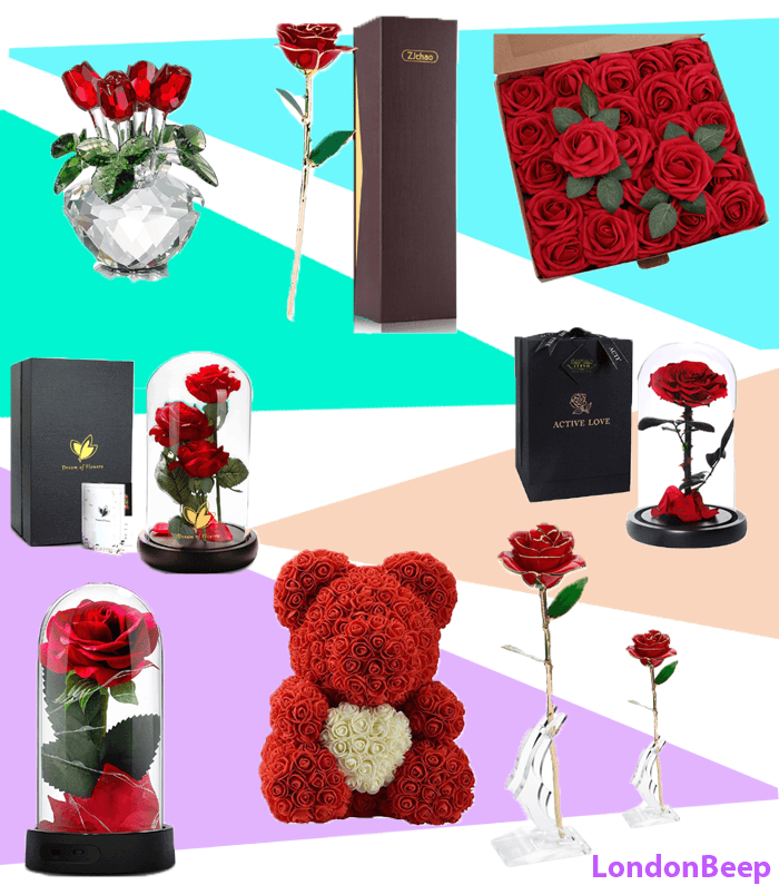 Romantic & Lovely Valentine's Day Roses 2020 UK