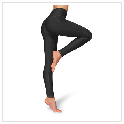 Yoga Pants - Galentine's Day gift for the yoga lover 2020 UK