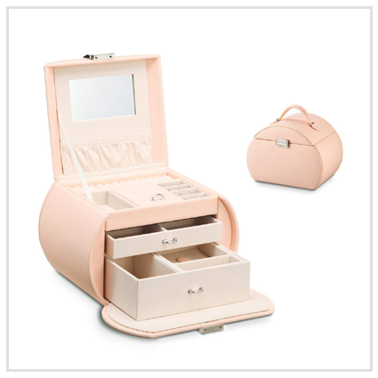 Princess Style Jewellery Storage Box Gift Ideas 2020 UK