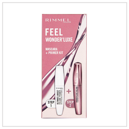 Rimmel Feel Wonder'Luxe Gift set 2020 UK