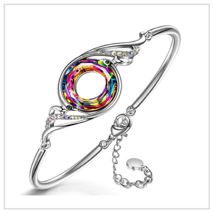 Nirvana of Phoenix Bracelet - Valentine's Day Jewellery Gift for Women 2020 UK