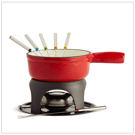 VonShef Swiss Fondue Set - Best Amazon Valentine' s Day Gift Ideas for lovely mother 2020 UK