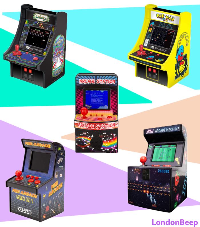 Best Arcade Machines Mini Or Games 2020 UK