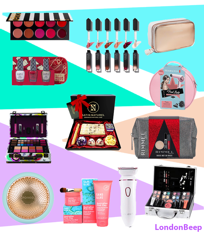 50 Christmas Gifts for Beauty and Makeup Obsessed Teenage Girls 2020 UK