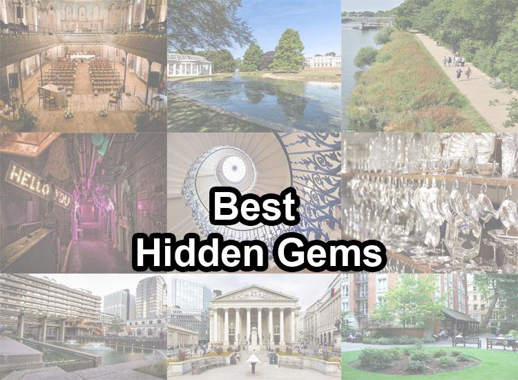 20+ Best Hidden Gems in London 2020 UK