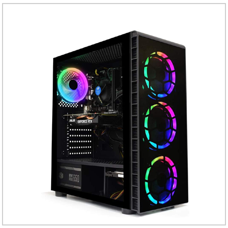 ADMi GAMING PC - Christmas Gift for Gamer Boyfriend 2020 UK