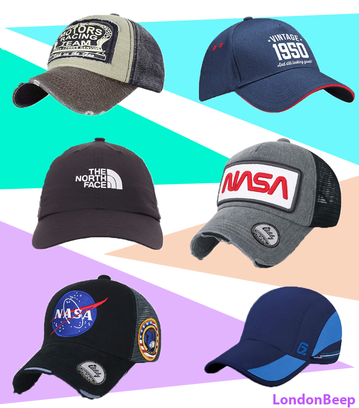 Cool Gift Ideas for Dad - 10 Best Dad Hats or Caps UK 2021 London