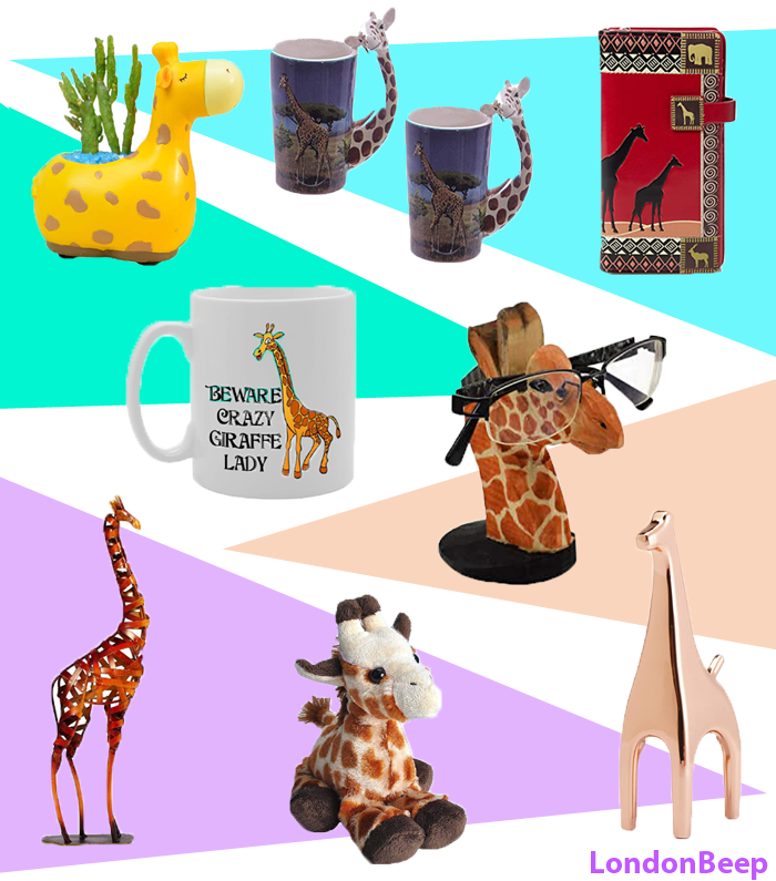 Best Christmas Giraffe Gifts 2020 UK
