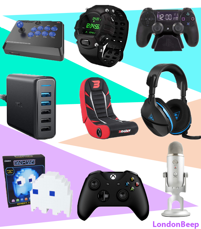 Christmas Gifts 2020 For Gamers 61 Christmas Geeks Presents, Gifts for Gamers 2020 UK   London Beep