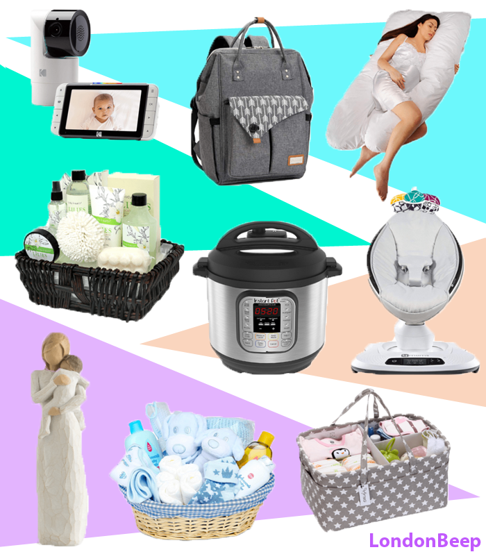 100 Present Ideas & Pregnancy Gifts UK 2021 London (New Mums & Mums-To-Be)