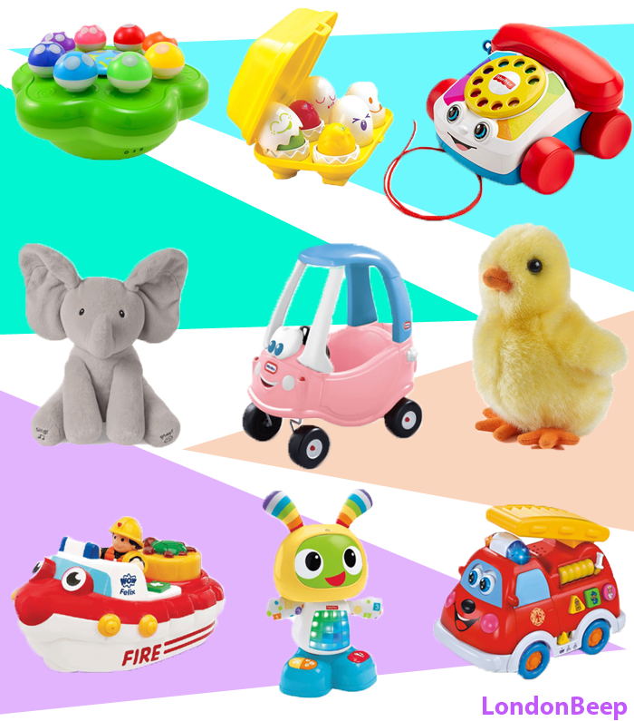 42 Best Hottest Toddler Toys & Gifts for Birthday, Christmas 2020 UK