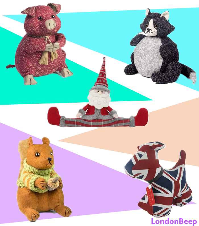 12 Cute & Best Christmas Door Stops 2020 UK