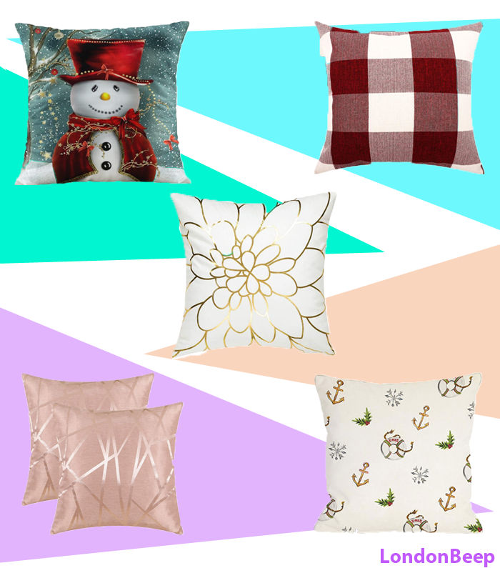 Christmas Pillow Covers 2020 UK, London