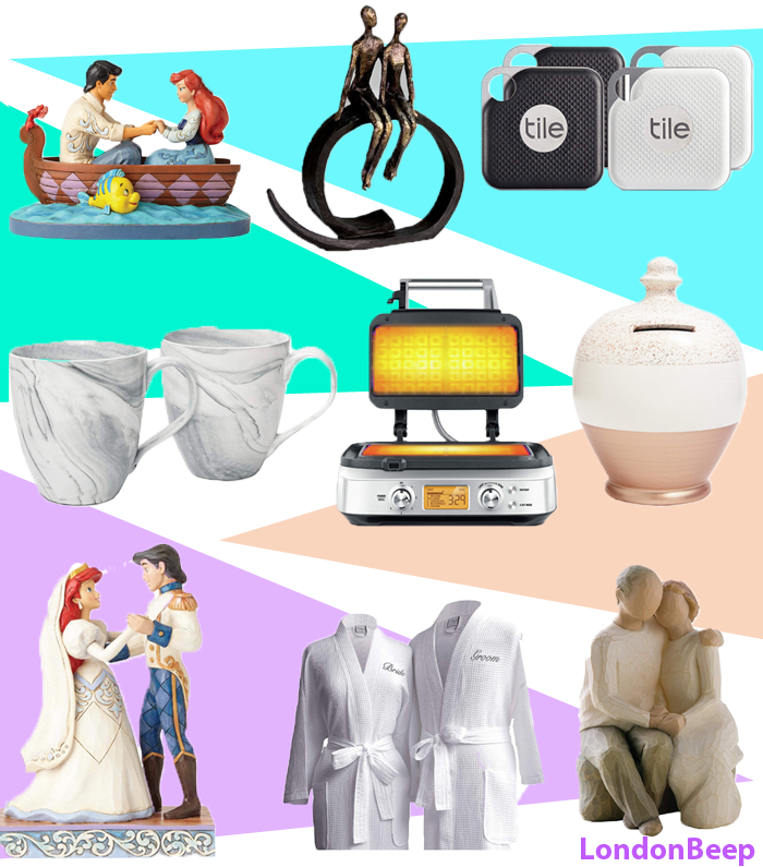 100 Present Ideas & Gifts for Couples UK 2021 London for Birthday, Wedding, Anniversary,