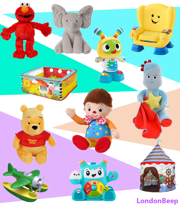 48 Best Christmas Toddler Gifts & Toys 2020 UK